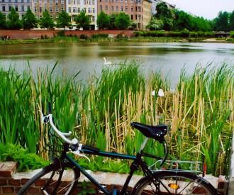 la bici de Birgit