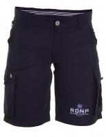 Front blue pants